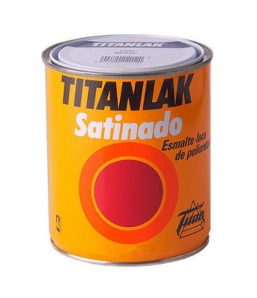 Oferta de Esmalte sintético Titanlak madera nogal claro por 10,45€