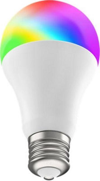 Oferta de Bombilla inteligente LED 10W por 10,95€