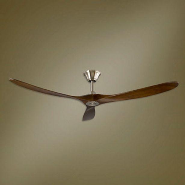 Oferta de Ventilador de techo SULION Taunus marrón 178 cm DC por 399€