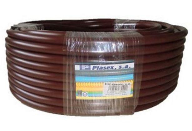 Oferta de Tubería riego por goteo marrón 16 mm 100 m por 29€