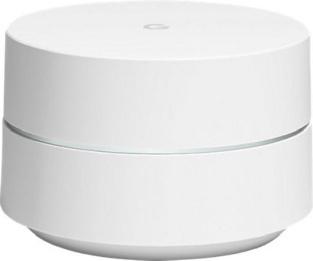 Oferta de Repetidor GOOGLE WiFi 1 por 127€