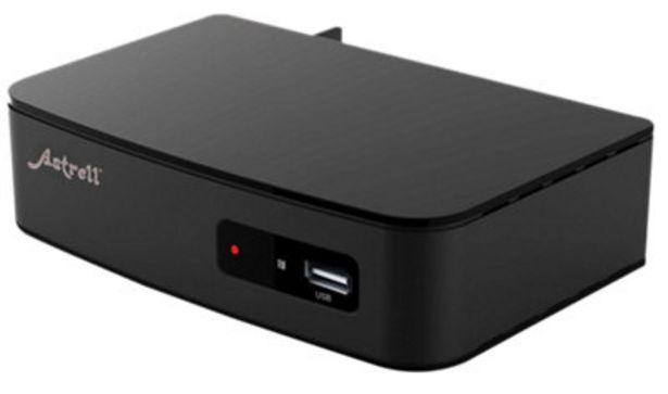 Oferta de Receptor TDT HD ASTRELL MINI 11122 por 25,85€