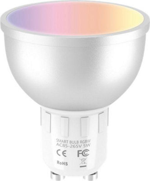 Oferta de Bombilla LED de 5W RGB+CCT Wifi por 12,95€