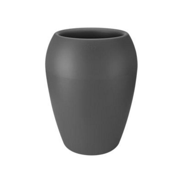 Oferta de Maceta de polietileno ELHO gris 55x71.2 cm por 148,5€