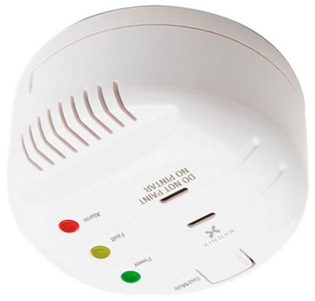 Oferta de Detector monóxido carbono mini XINDAR por 23,55€