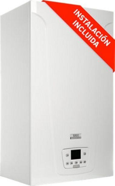 Oferta de Caldera de condensación de gas natural BAXI Neodens Plus 24 por 1299€