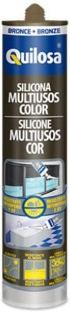 Oferta de Silicona 300 ml QUILOSA por 5,2€