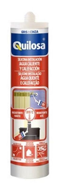 Oferta de Silicona 300 ml QUILOSA por 6,75€