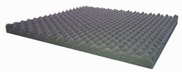 Oferta de Absorbente acústico MARINA autoadhesivo 0,5x0,5 m por 12,6€