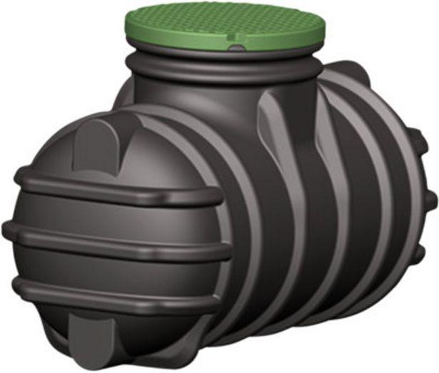Oferta de Fosa séptica con filtro biológico de 1000L por 629€