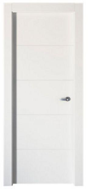 Oferta de Puerta Lucerna Plus Blanco ciega por 159€