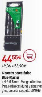 Oferta de Brocas por 44,55€