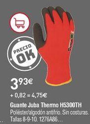 Oferta de Guantes de trabajo por 3,93€