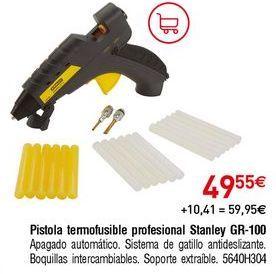 Oferta de Pistola de encolar Stanley por 49,55€