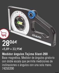 Oferta de Medidor de distancias por 28,06€