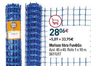 Oferta de Mallas por 28,06€