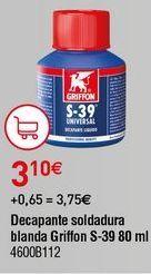 Oferta de Decapante por 3,1€