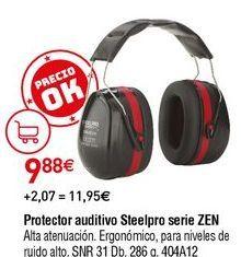 Oferta de Protectores auditivos por 9,88€