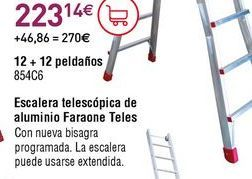 Oferta de Escalera por 223,14€