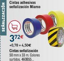 Oferta de Cinta adhesiva por 3,72€