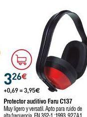 Oferta de Protectores auditivos por 3,26€