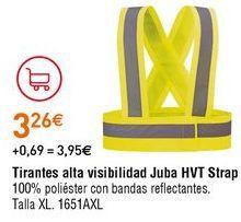 Oferta de Chaleco reflectante por 3,26€