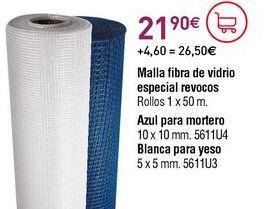 Oferta de Materiales de construcción por 21,9€