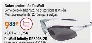 Oferta de Gafas de seguridad por 9,88€