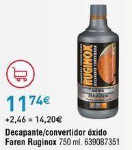 Oferta de Decapante por 11,74€