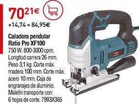 Oferta de Caladora por 70,21€