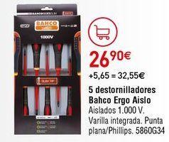 Oferta de Destornillador por 26,9€