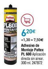 Oferta de Adhesivos Pattex por 6,2€