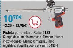 Oferta de Pistola para silicona por 10,7€