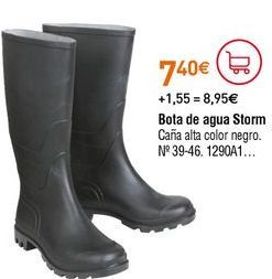 Oferta de Botas de agua por 7,4€