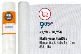 Oferta de Mallas por 9,05€