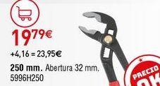 Oferta de Mordaza por 19,79€