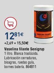 Oferta de Lubricante por 12,81€