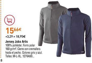 Oferta de Jersey por 15,66€