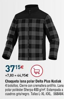 Oferta de Ropa de trabajo por 37,15€