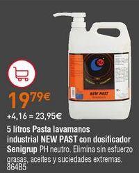 Oferta de Detergente por 19,79€