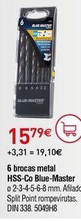 Oferta de Brocas por 15,79€