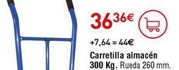 Oferta de Carretillas por 36,36€