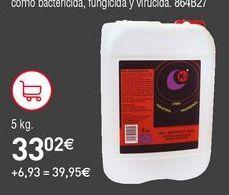 Oferta de Gel antibacterial por 33,02€