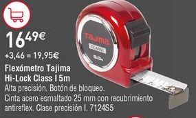 Oferta de Flexómetro por 16,49€