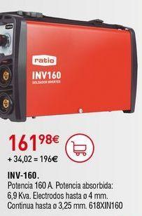 Oferta de Soldador Ratio por 161,98€