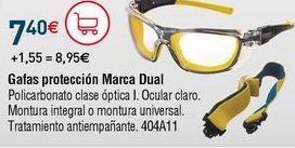 Oferta de Gafas de seguridad por 7,4€