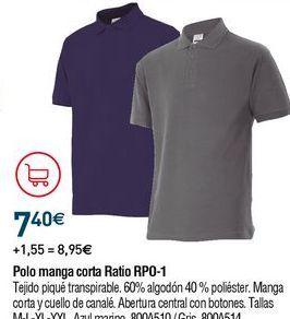 Oferta de Ropa de trabajo por 7,4€