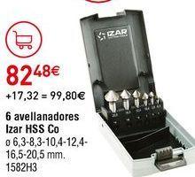 Oferta de Puntas de atornillador por 82,48€