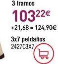 Oferta de Escalera por 103,22€