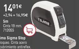 Oferta de Flexómetro por 14,01€